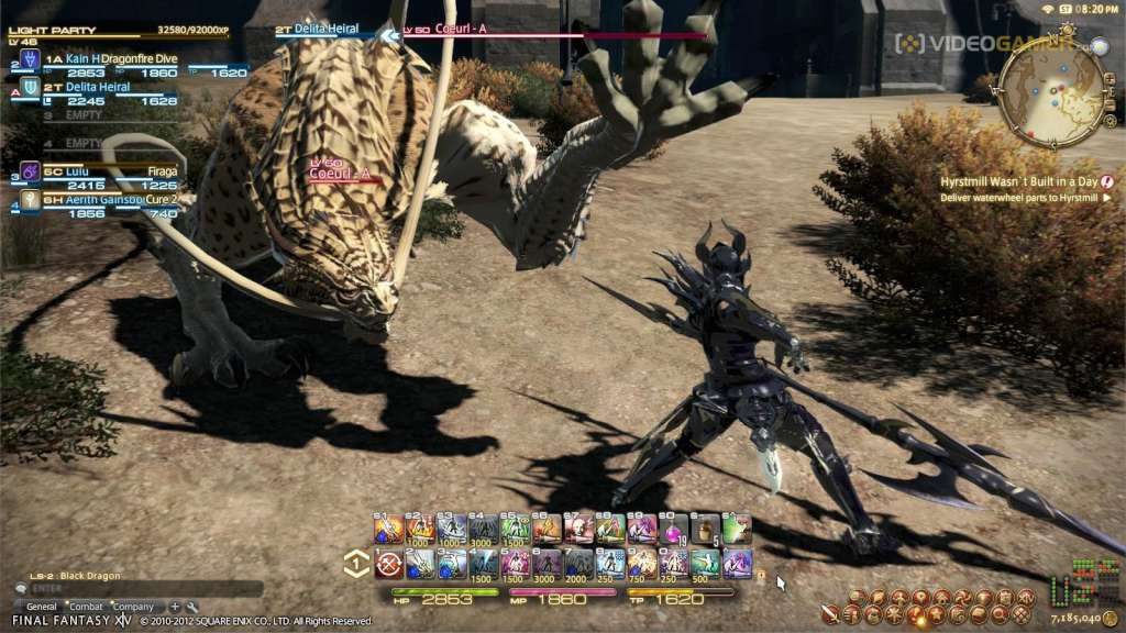 Final Fantasy XIV: A Realm Reborn — The guide to leveling