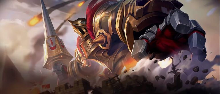 Mobile Legend: The best tank in season 12 — Khufra or Grock