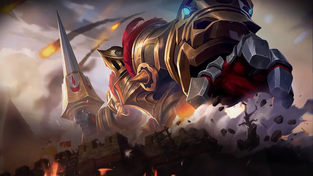 Mobile Legends: The best tank in season 12 — Khufra or Grock - Gameloid