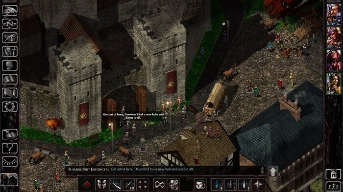 A basic guide to the mechanics of the Baldur's Gate games