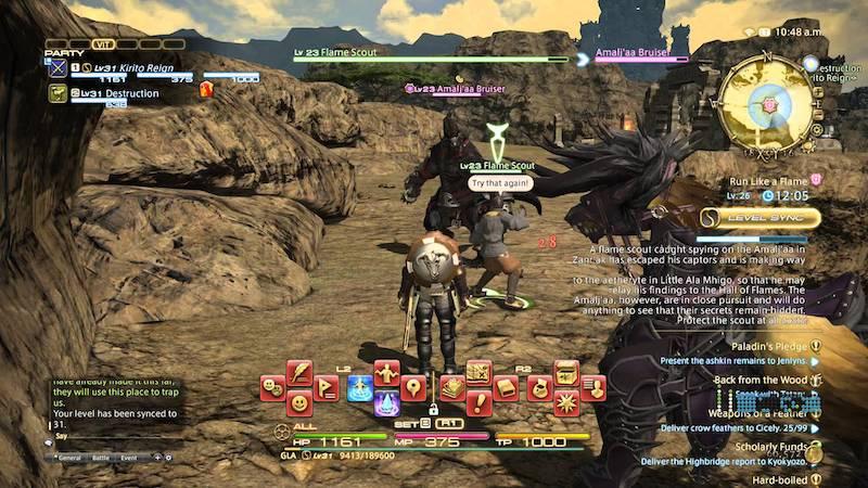 Final Fantasy XIV: A Realm Reborn - Der Leitfaden zum Leveln Ihrer Alt-Jobs 1 bis 70 in fünf Tagen