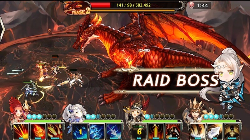 The most Comprehensive King's Raid Beginner's Guide
