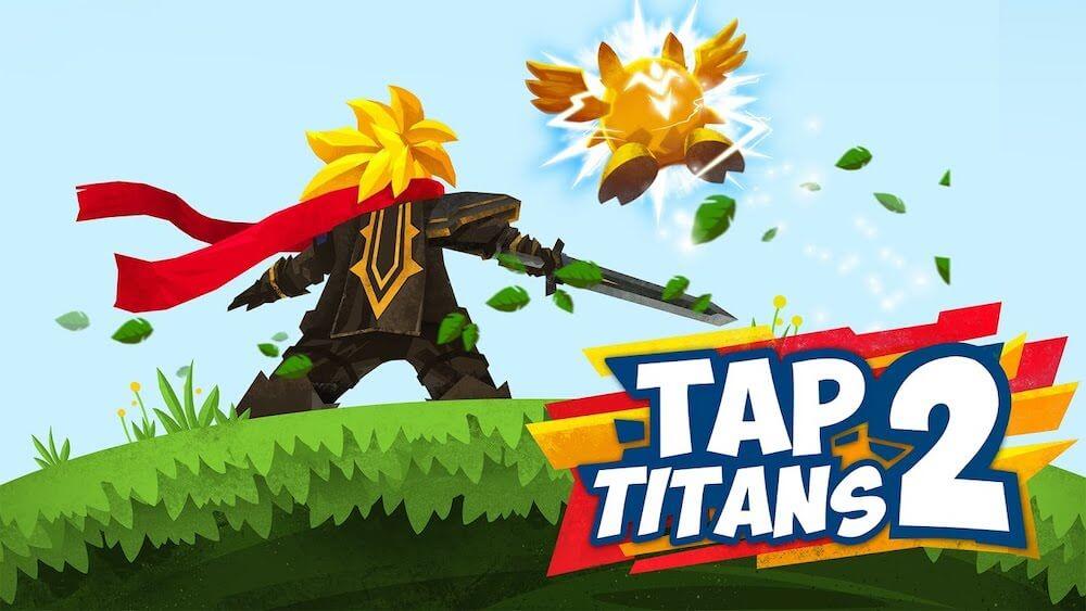 Tap Titans 2 - Ein Einsteigerleitfaden für neue Spieler