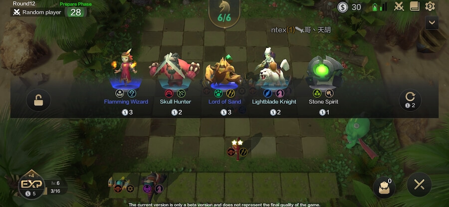 Auto Chess Mobile — Tips and advices of Top 100 NA player