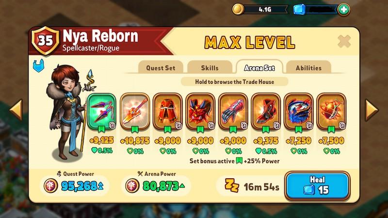 Shop Heroes - Strategischer Leitfaden für Arena