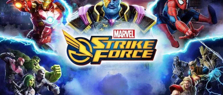 Marvel Strike Force —Best ever Guide for Beginners