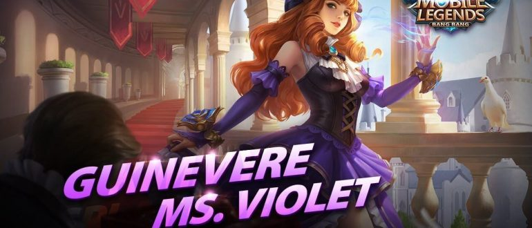 Mobile Legends — Guinevere Guide