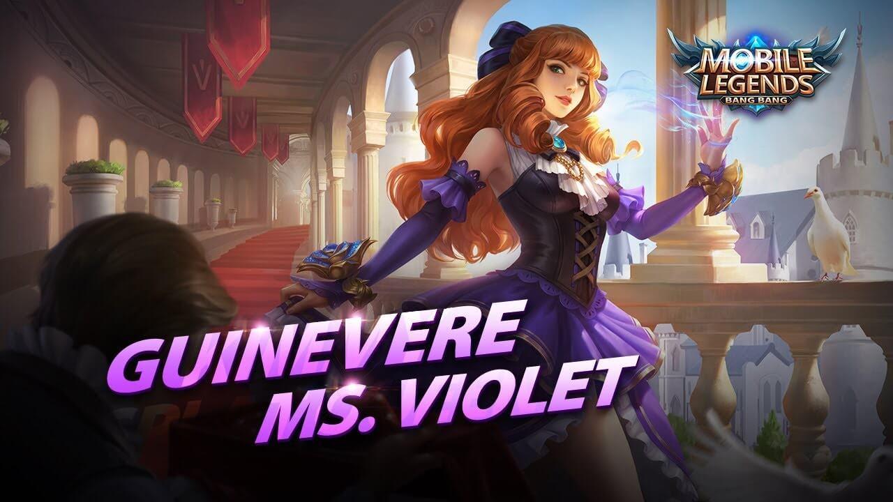 Mobile Legends —Guinevere Guide