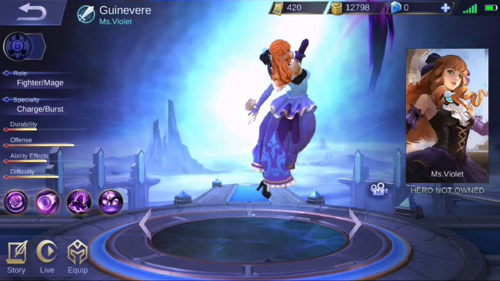 Mobile Legends - Guinevere Anleitung