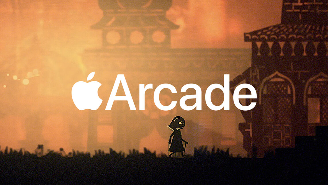 What have you been playing on Apple Arcade?
