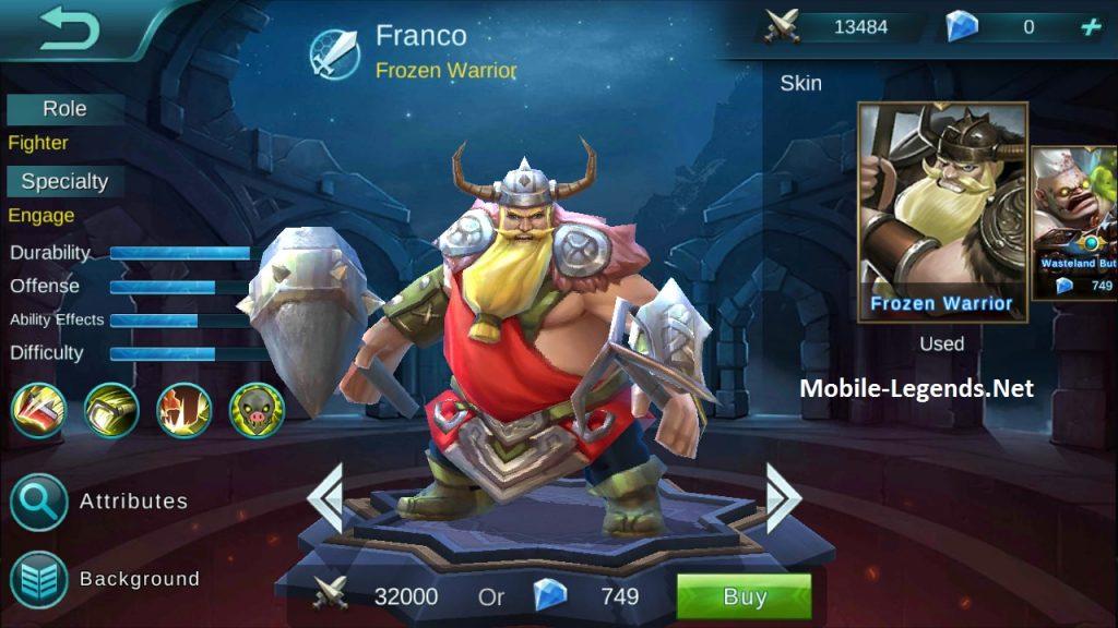 Mobile Legends: tutorial del tanque Franco - la mejor guía en Internet