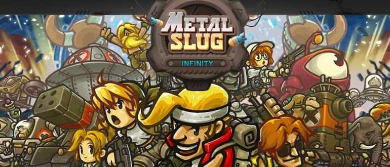 Metal Slug Infinity mid-game progression guide