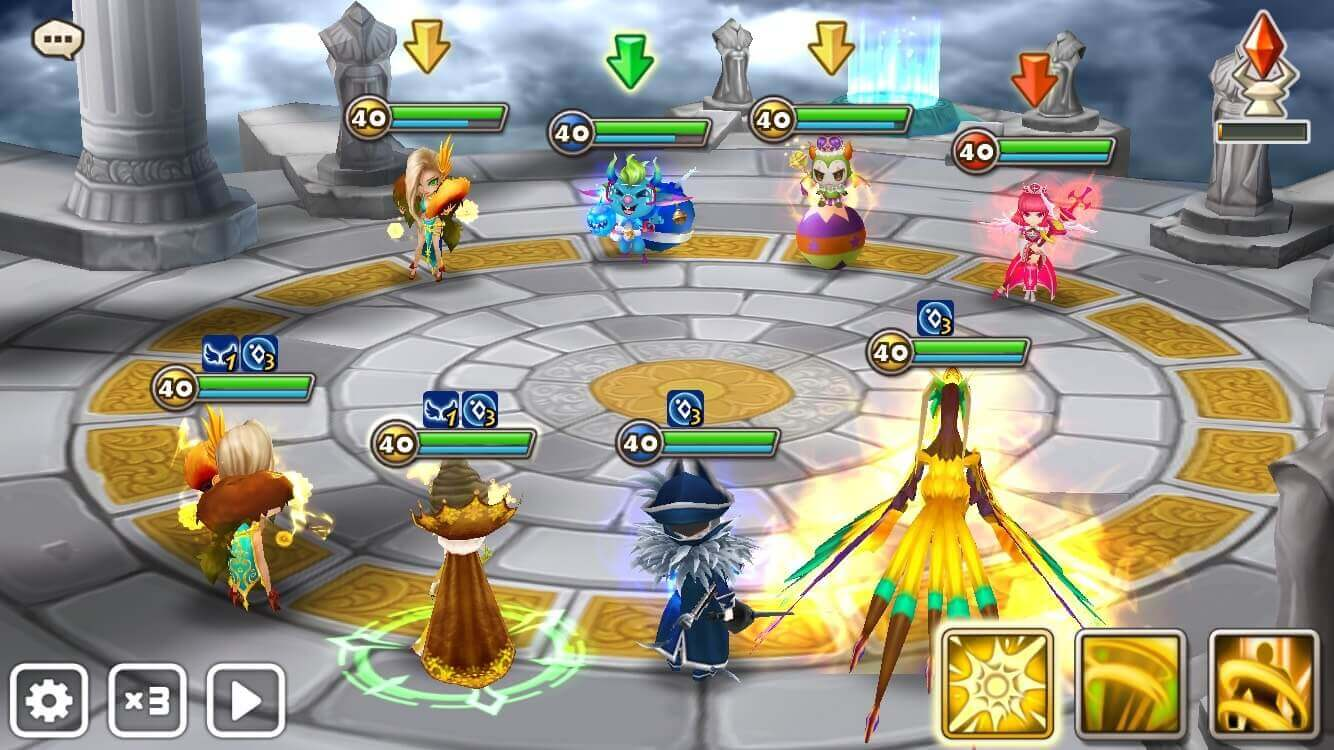 Summoners War — Arena Guide