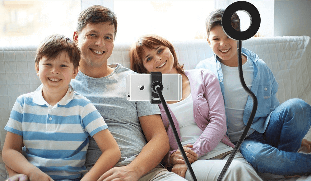 5 Best Selfie Rings Light Review — for streaming and photo