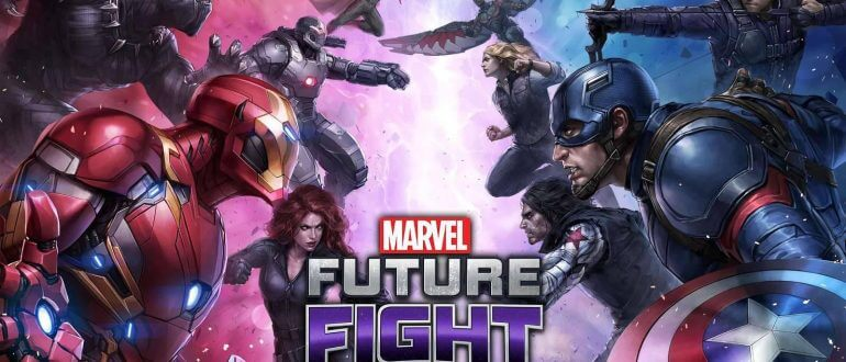 Marvel Future Fight — Beginner's Guide for Farming and Resources Allocation