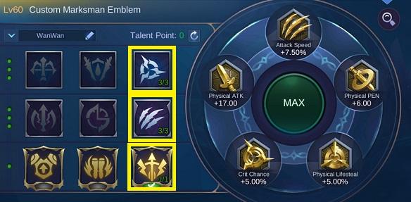sugerencia de emblema para WanWan
