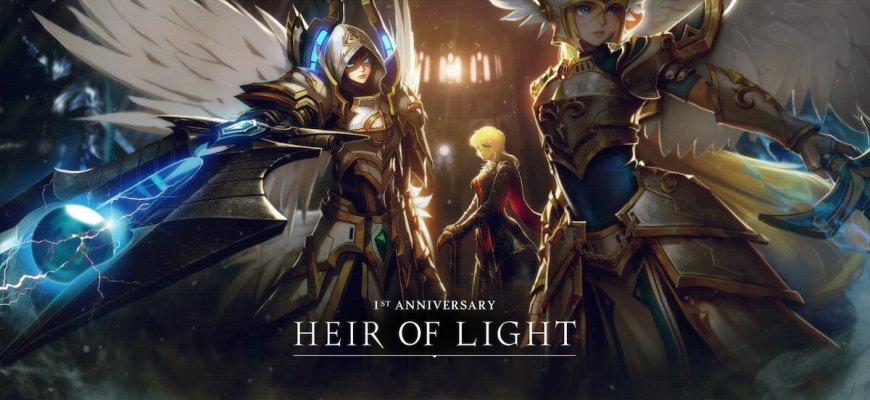 Heir of Light —Beginners guide, best servants, gear etc