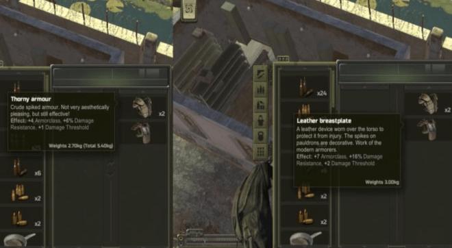 ATOM RPG — Item Crafting